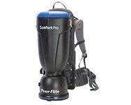 Premium Comfort Pro Backpack Vacuum - 10 Quart - BP10P
