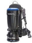 Premium Comfort Pro Backpack Vacuum - 6 Quart - BP6P