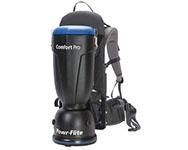 Premium Comfort Pro Backpack Vacuum - 6 Quart - BP6P