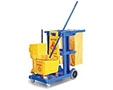 Shop utility carts and buckets!