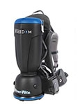 Premium Comfort Pro Freedom Cordless Backpack Vacuum - 6 Quart - CPF6P