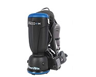 Premium Comfort Pro Freedom Cordless Backpack Vacuum - 6 Quart - CPF6P