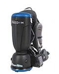 Comfort Pro Freedom Cordless Backpack Vacuum - 6 Quart - CPF6S