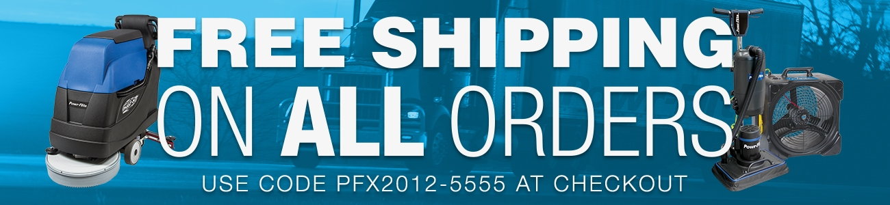 FREE Shipping on all order!