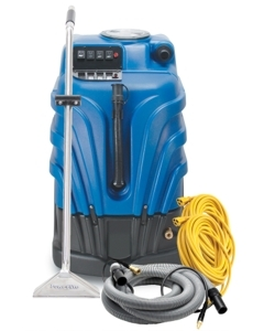 Heated Portable Carpet Extractor