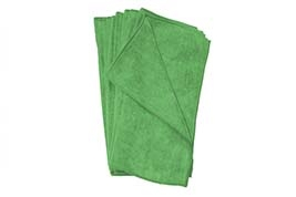 Microfiber Towels Green 16
