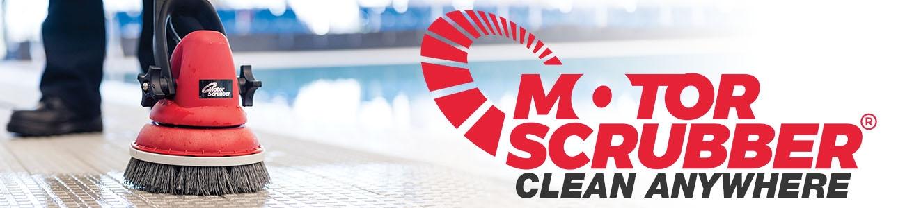 MotorScrubber Floor Cleaning Machine