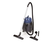 Wet Dry Vacuum 5 Gallon with Tool Kit - Polyethylene Body - PF51