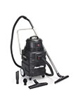 Wet/Dry Tank Vacuum 15 gallon with Poly Tank and Tool Kit