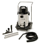 Wet Dry Vacuum 20 Gallon with Stainless Steel Tank and Tools