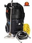 BlackMax Carpet Extractor with Heater Kit - 13 Gallon, 500 PSI w/Wand