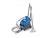 Portable Carpet Spotter 3.5 Gallon with Floor Wand Detail Tool and 10' Hose