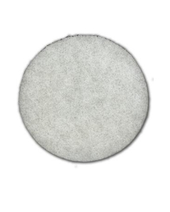 White Polishing Pad