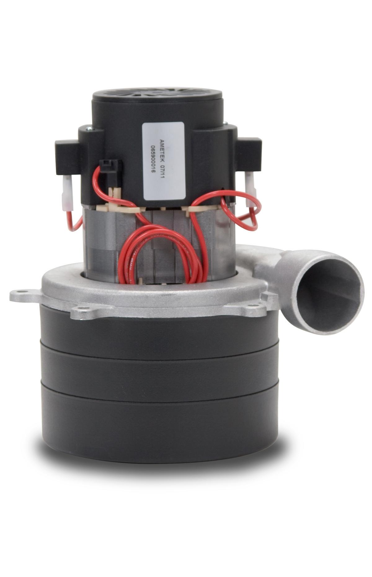 3-stage Vacuum Motor