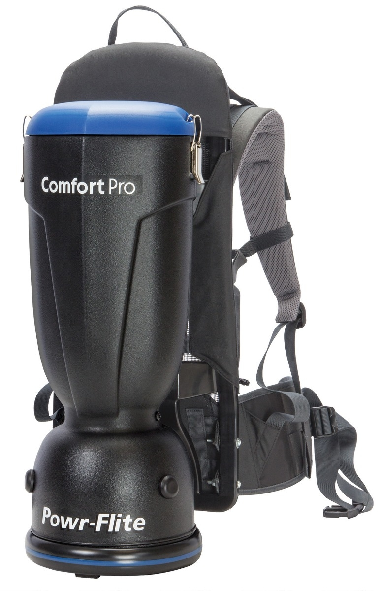 Comfort Pro Backpack Vacuum - 6 Quart
