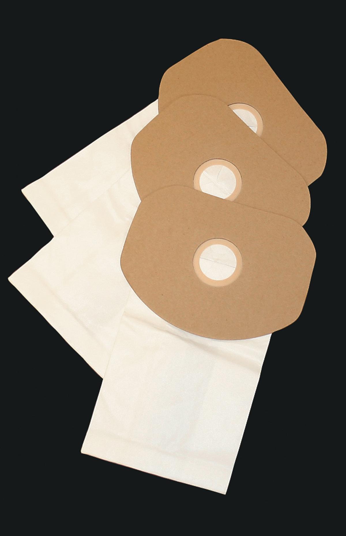 6 qt Backpack Paper Bag, 10 pak - PF600BP