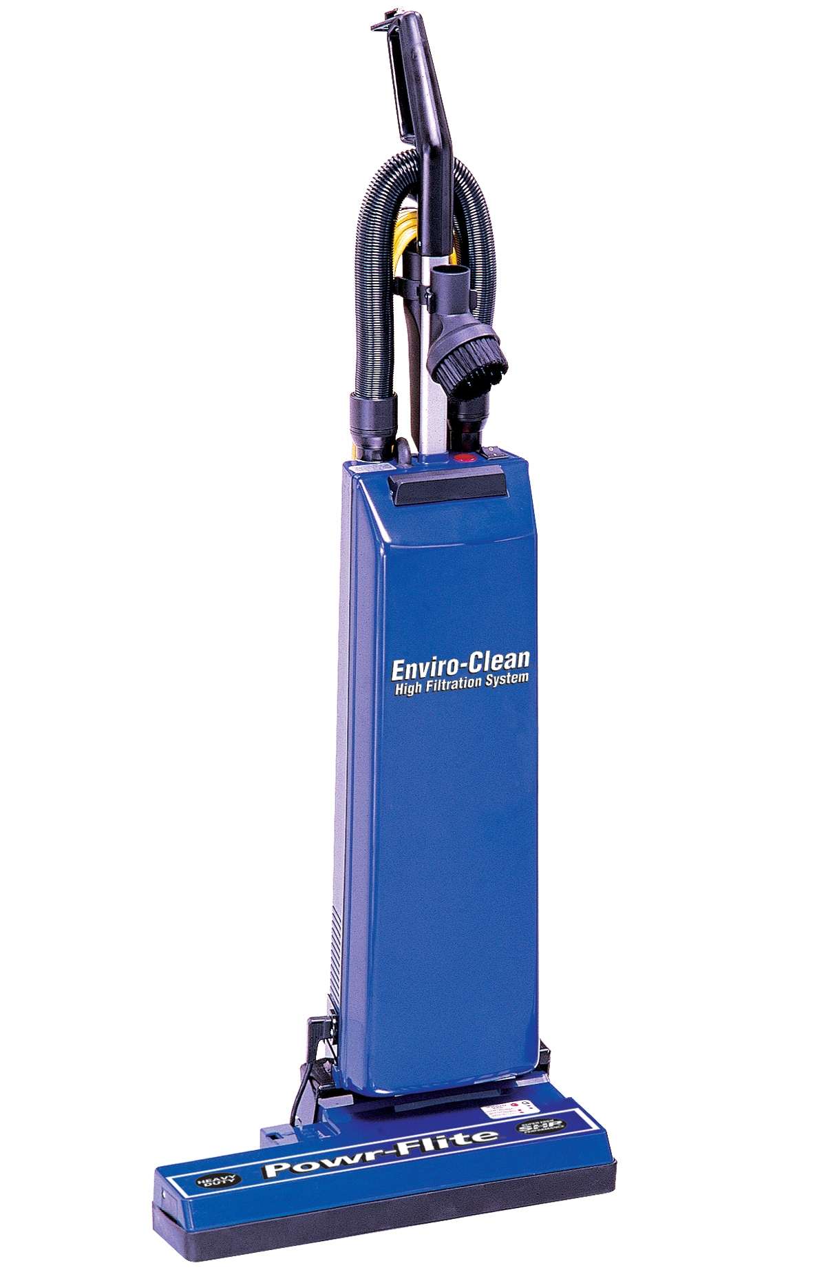 Dual Motor Upright Vacuum 18