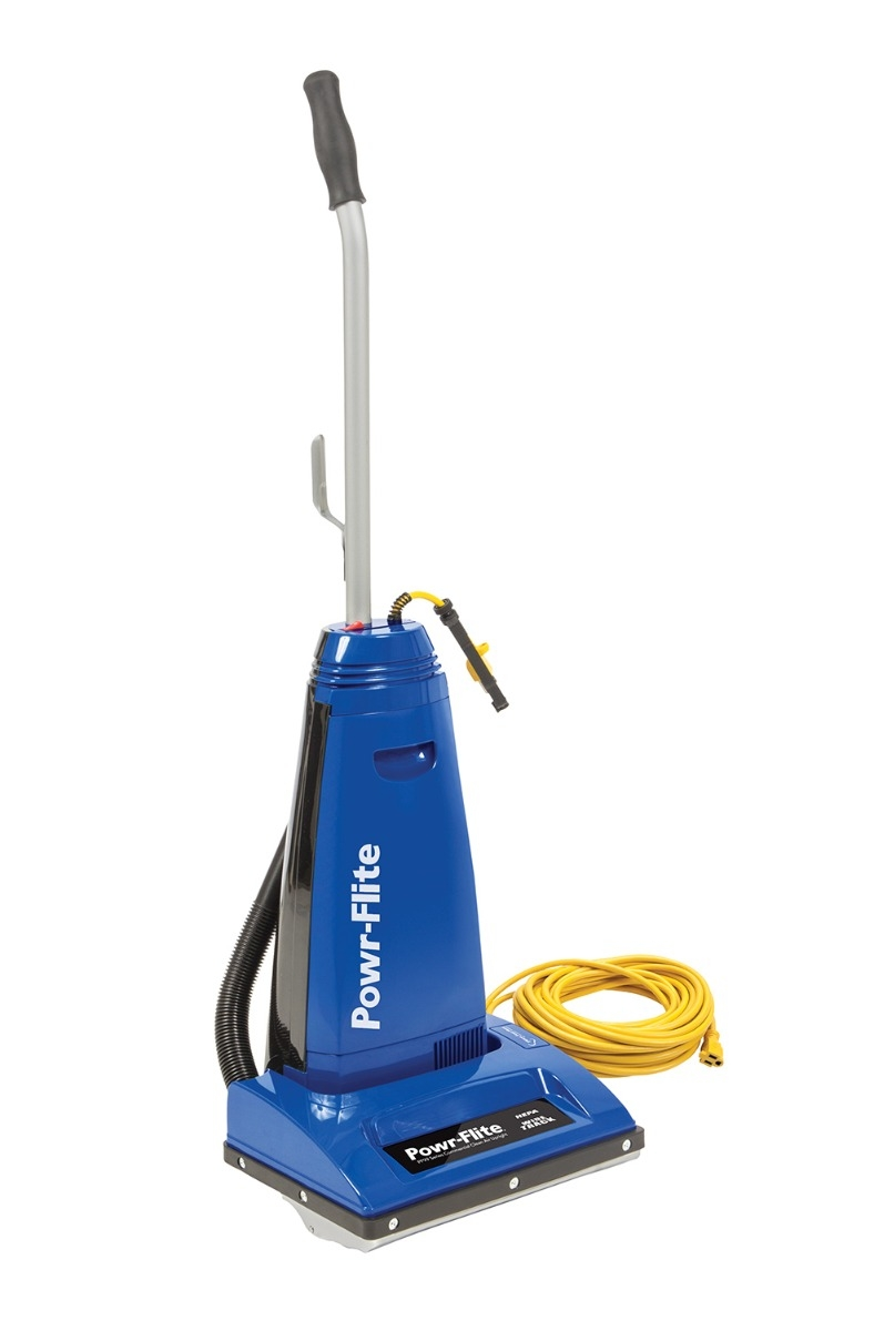 Clean Air HEPA Upright Vacuum