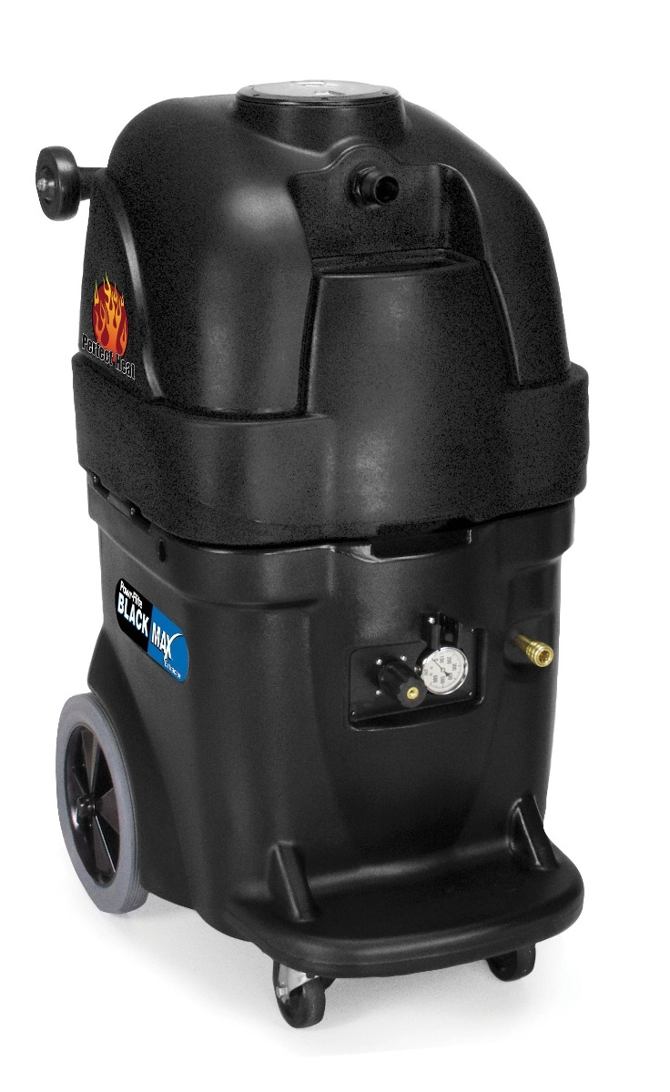 BlackMax Carpet Extractor with Perfect Heat® 13 Gallon 500 PSI