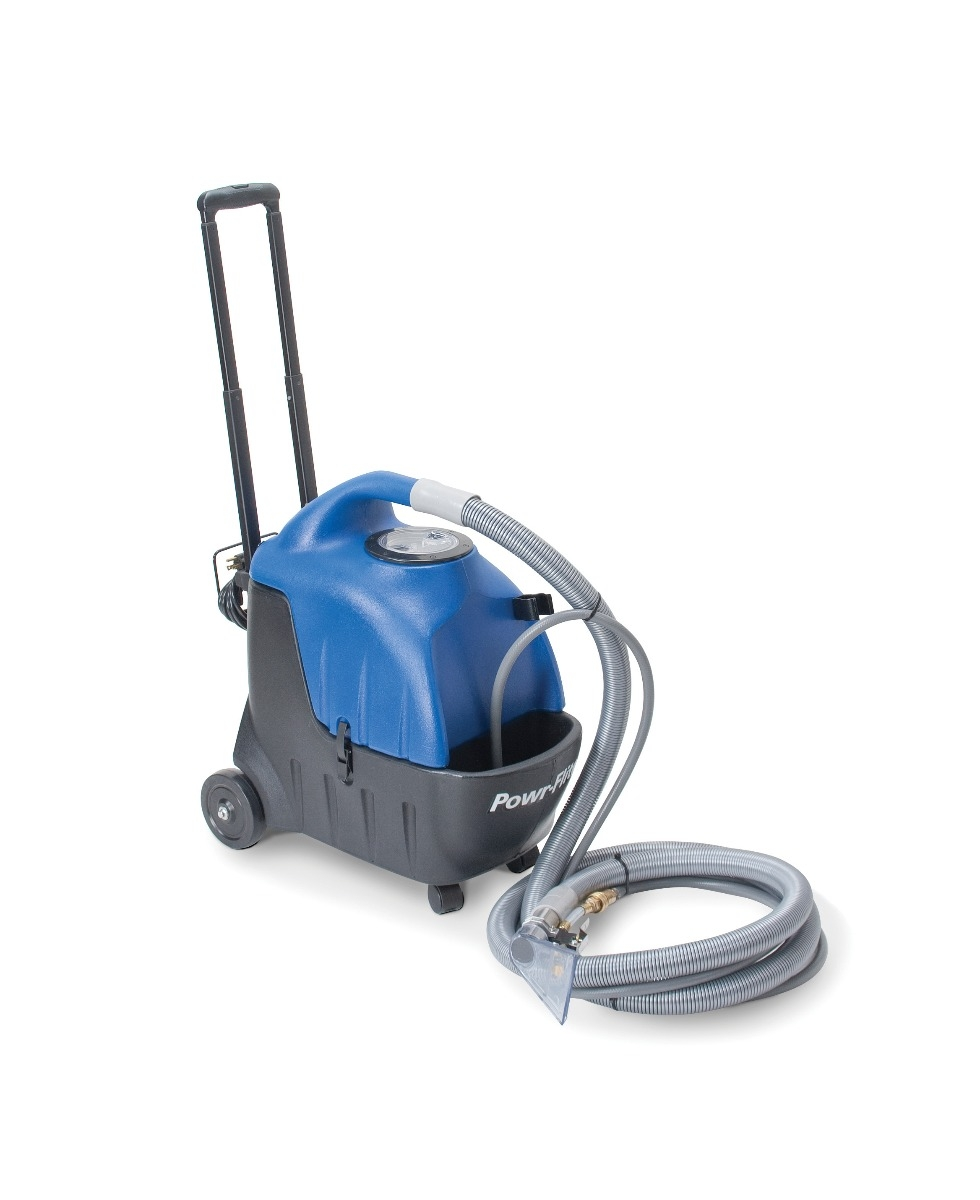 Portable Carpet Spotter 3.5 Gallon with Detail Tool and 10' Hose